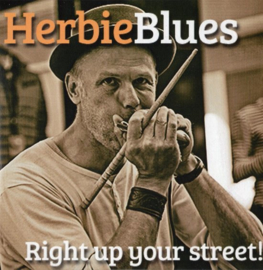 HerbieBlues - Right up your street | CD -5 track-
