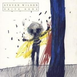 Steven Wilson - Drive home   CD + DVD