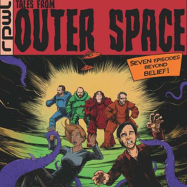 RPWL - Tales from outer Space |  CD