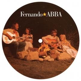 "Abba - Fernando | 7"" single  -PD-"