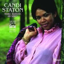 Candi Staton - Trouble, Heartaches And Sadness  LP