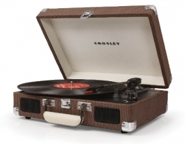 Crosley Cruiser -DELUXE- Tweed