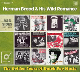 Herman Brood - Golden years of Dutch pop music | 2CD