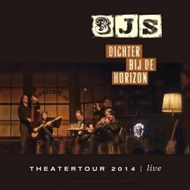 3 J's (Drie J's) - Dichter bij de horizon theatertour 2014 | CD