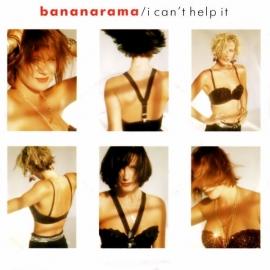 "Bananarama - I can""t help   - 2e hands 7"" vinyl single-"