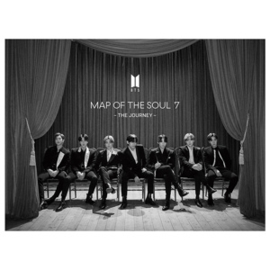 BTS - Map of the Soul 7: ~the Journey~   CD+Bluray