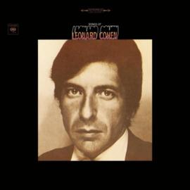 Leonatd Cohen - Songs of leonard Cohen   LP
