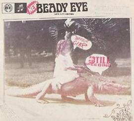 Beady Eye - Different gear, different speeding | CD + DVD