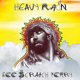 Lee -Scratch- Perry - Heavy Rain   LP -Coloured-