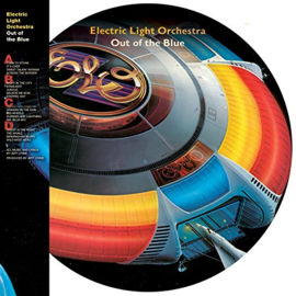 Electric Light Orchestra - Out Of The Blue -  2LP -Picture disc-