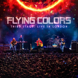 Flying Colors - Third Stage:Live In London    2CD+2DVD
