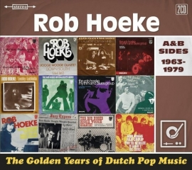 Rob Hoeke - Golden years of Dutch Popmusic  | CD