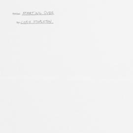 Chris Stapleton - Starting Over | CD