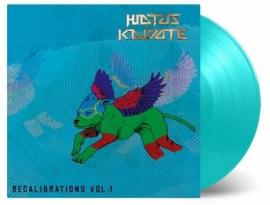 "Hiatus Kaiyote - Recalibrations Vol. 1 | 10"" vinyl E.P."
