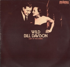 Wild Bill Davidson - Lady of the evening | 2e hands vinyl LP
