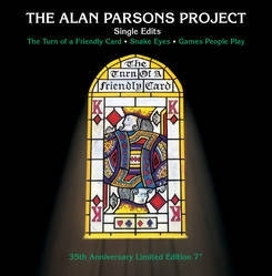 "Alan Parsons Project - Turn of a friendly card  | 7"" single"