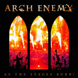Arch Enemy  - As the stages burn | 2LP + DVD