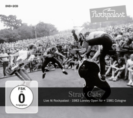 Stray Cats - Live at Rockpalast | 2CD + DVD