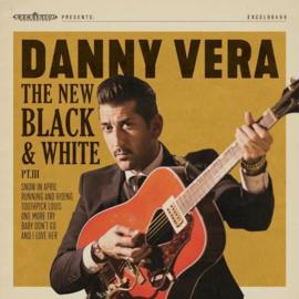 Danny Vera - New black & white pt. III | CD