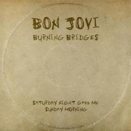 Bon Jovi - Burning bridges  | CD