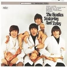 Beatles - Yesterday and today (Butcher cover) | CD -US version-