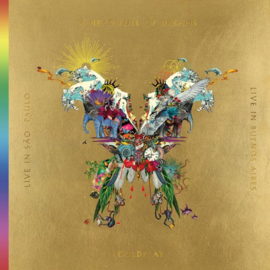 Coldplay - Live in buenos aires  | 4 discs CD+DVD