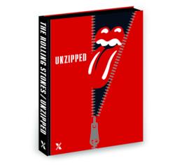 Rolling Stones - Unzipped | BOEK