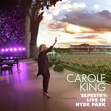 Carole King - Tapestry: Live in Hyde Park | CD + Blu-Ray