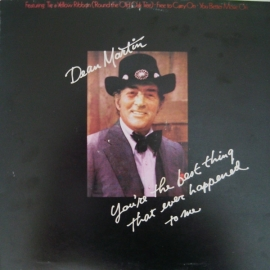 Dean Martin - You're the best thing that ever happened to me  | 2e hands vinyl LP