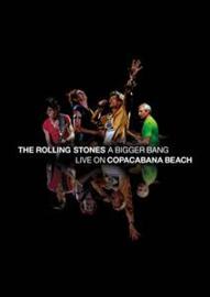 Rolling Stones - A Bigger Bang - Live On Copacabana Beach | BluRay
