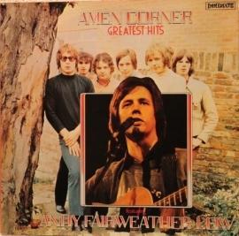Amen Corner - Greatest hits    | 2e hands vinyl LP