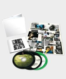 Beatles - White album | 3CD -50th Anniversary- + gratis setje foto's + magazine (OP=OP)