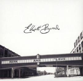 Elliott Brood - Work and love | 2CD -paar kreukjes  in de hoes-