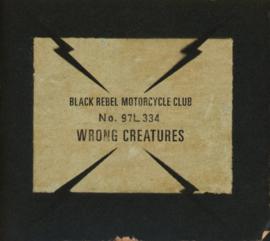 Black Rebel Motorcycle Club - Wrong creatures   CD