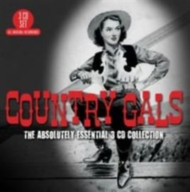 Various - Country gals | 3CD