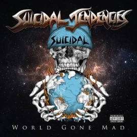 Suicidal Tendencies - World gone mad | CD