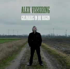 Alex Vissering - Gelukkeg in de regen | CD