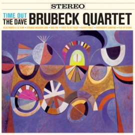 Dave Brubeck Quartet - Time Out | LP  -coloured vinyl-