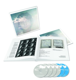 John Lennon - Imagine, the ultimate collection | 4CD + 2 Bluray -Super deluxe limited edition-