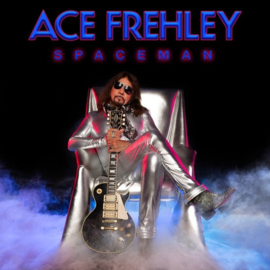 Ace Frehley - Spaceman | LP + CD -Purple vinyl-
