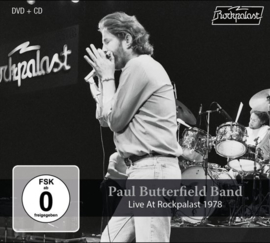 Paul Butterfield Band - Live At Rockpalast 1978 |  CD+DVD