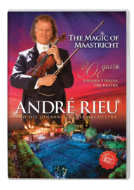Andre Rieu - Magic of Maastricht: 30 years of Rieu | Blu-Ray