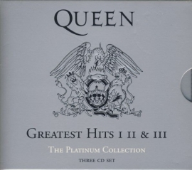 Queen - The platinum collection (Greatest hits I, II & III) | 3CD