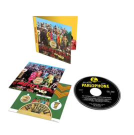 Beatles - Sgt. Pepper's lonely heartclub band | CD -50th anniversary-