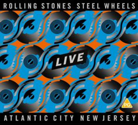 Rolling Stones - Steel Wheels Live | 2CD + Blu-Ray