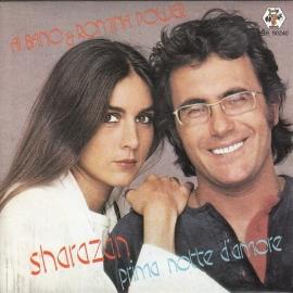 """Al Bano & Romina Power - Sharazan   - 2e hands 7"""" vinyl single-"""