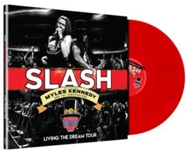 Slash - Living the Dream -Live  | 3LP -coloured-
