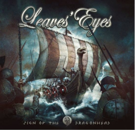 Leaves' eyes - Sign of the dragonhead | 2CD digibook
