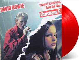 David Bowie - Christiane F. (OST)  | LP