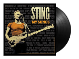 Sting - My songs | LP